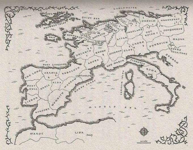 Fantasy book maps fantasy books fantasy map and fantasy fiction fantasy book maps gumiabroncs Choice Image