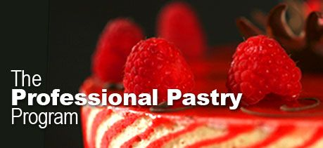 The Cambridge School of Culinary Arts - The Professional Pastry Program