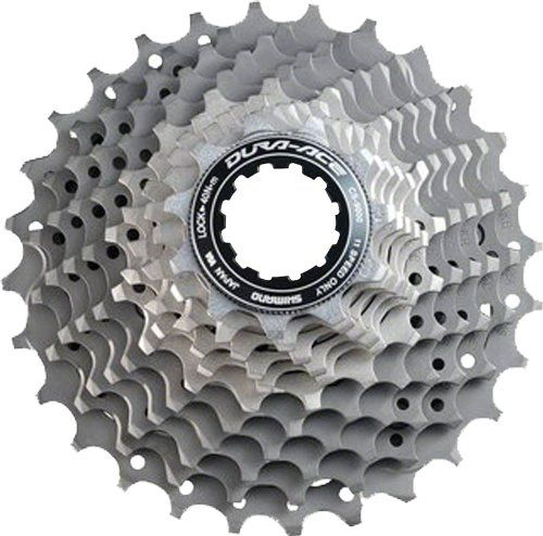 Shimano Dura Ace Cs 9000 11 Speed Cassette Grey 12 25t With