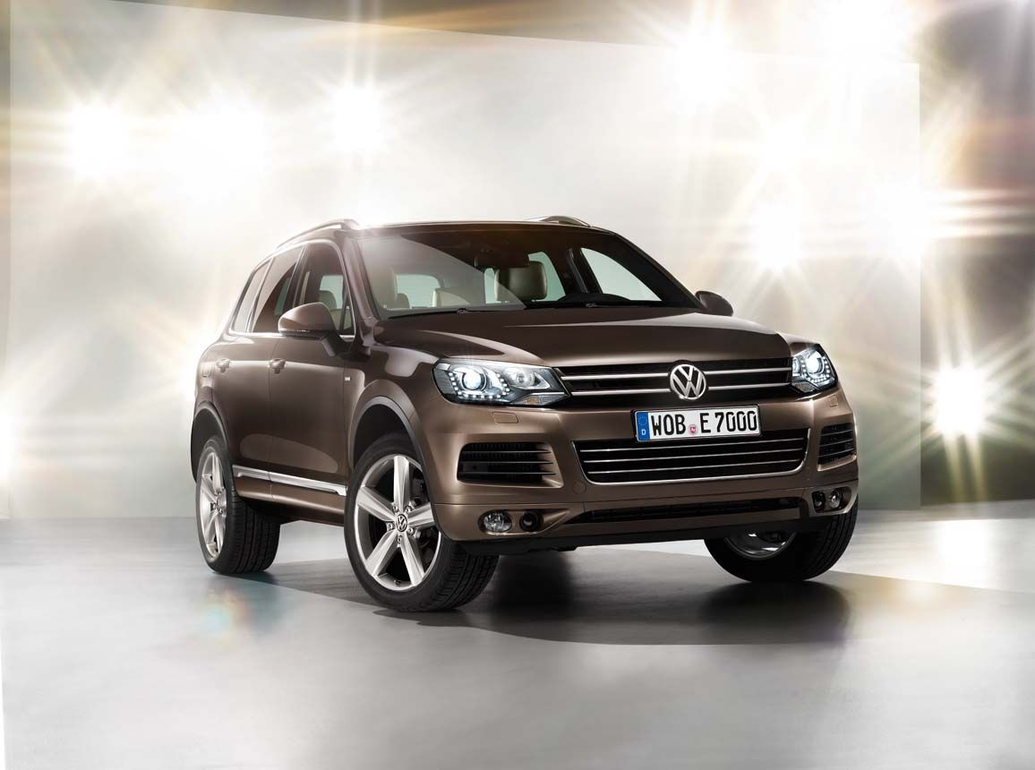 The New Touareg Models Volkswagen New Zealand Autos