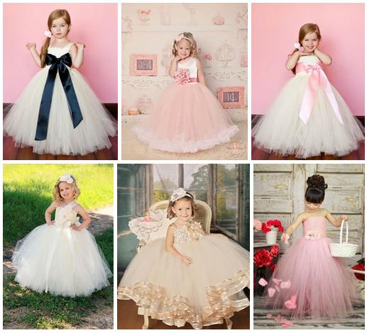 Modelos De Vestidos De Presentacion Para Niñas Vestidos
