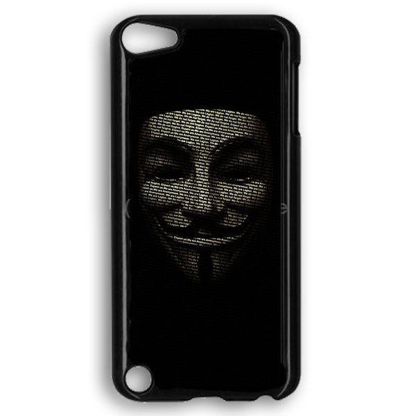 V For Vendetta iPod Touch 5 Case