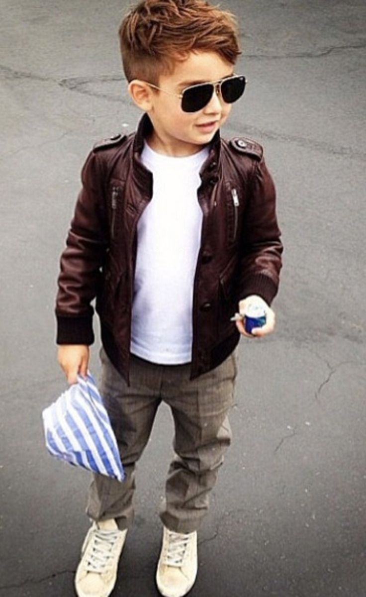 Pleasing Haircuts Leather Bomber Jackets And Hair On Pinterest Short Hairstyles Gunalazisus