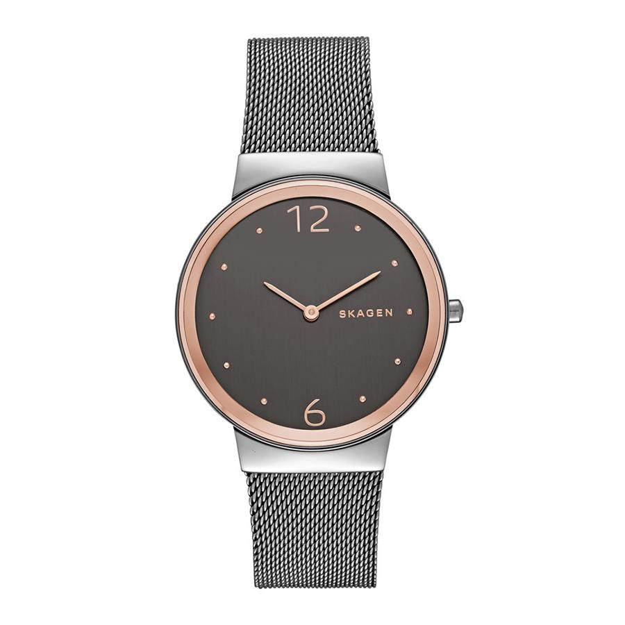 Relógio Skagen Feminino Ref  Skw2382 4kn Slim   relógios   Pinterest ccdd4dd56b