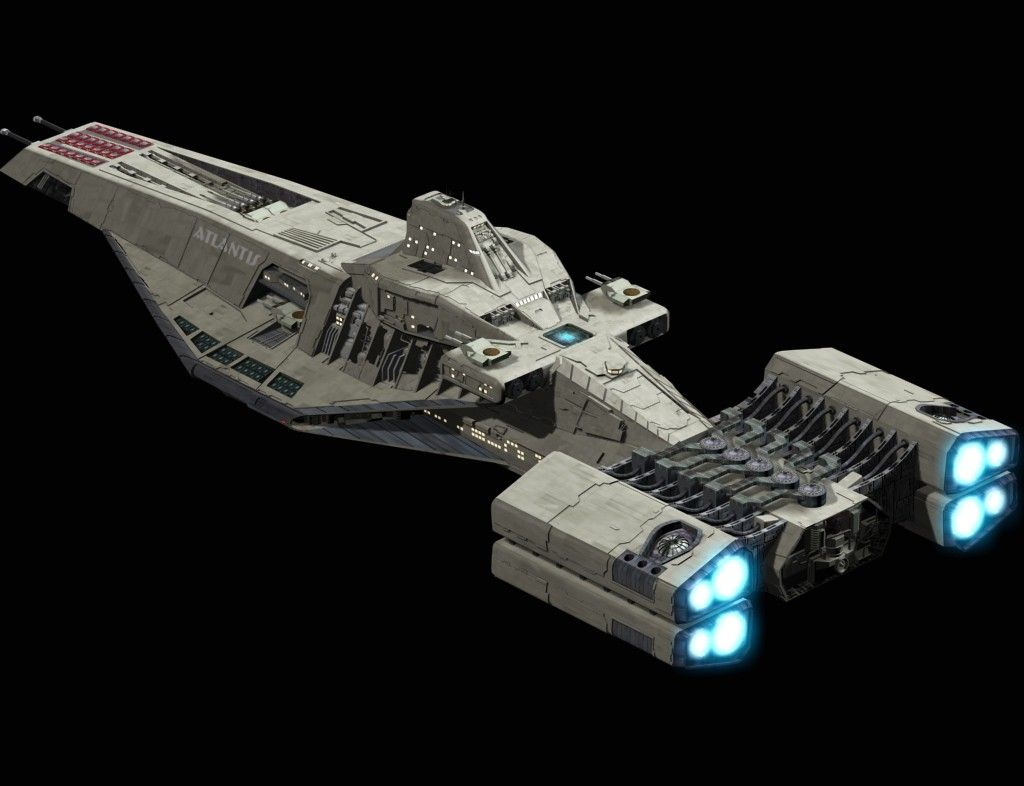 art atlantis space ship 3ds military design pinterest