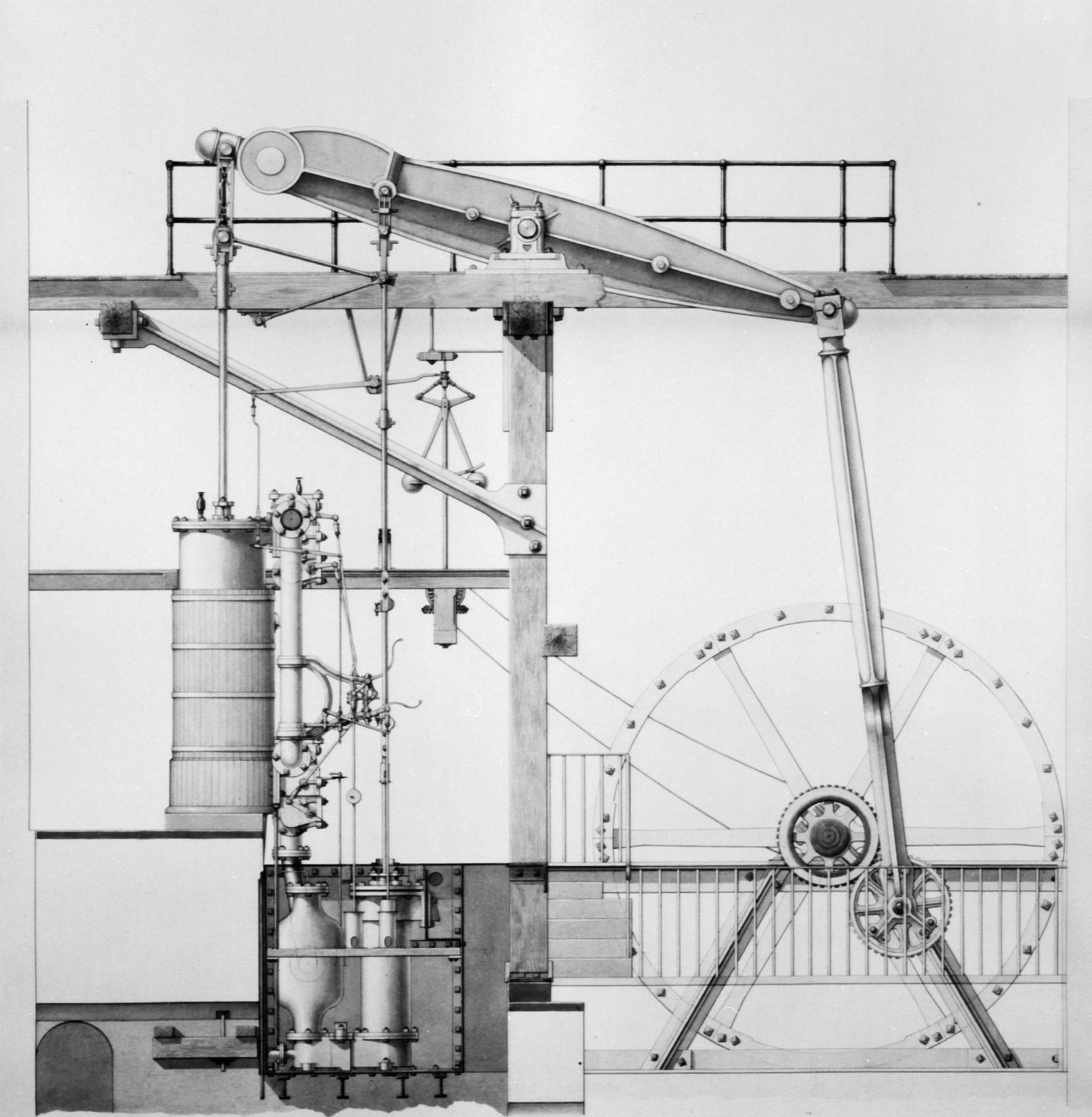 Image Result For Boulton Watt Steam Engine With Images Steam