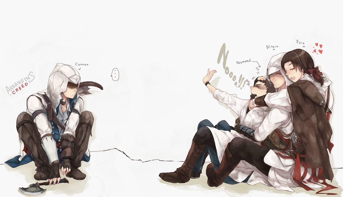 Lol Assassin S Creed 1151635 Zerochan Assassins Creed