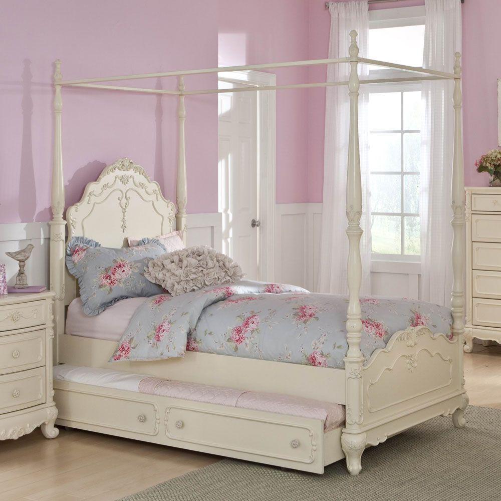 Kinder Baldachin Schlafzimmer Sets Geraumige Homelegance