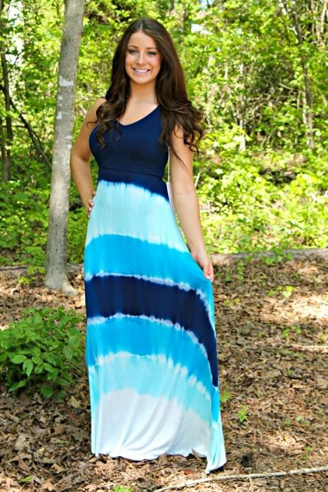 Sweeter Than Fiction Maxi Dress