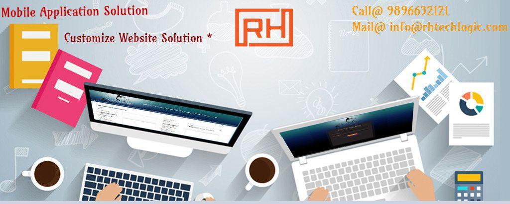 Rh Techlogic Web Design Agency Web Design Firm Website Design Company