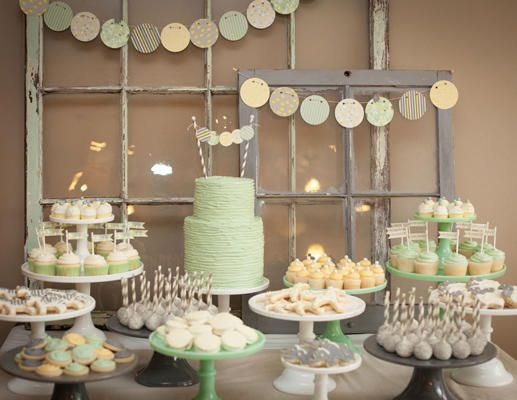 8 Hottest Baby Shower Themes For 2014 Reveal Party For Mel