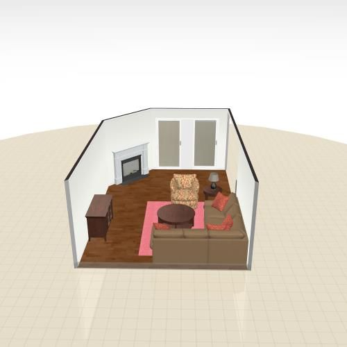 Amazing See The Room Creation I Designed With The La Z Boy 3D Room Planner