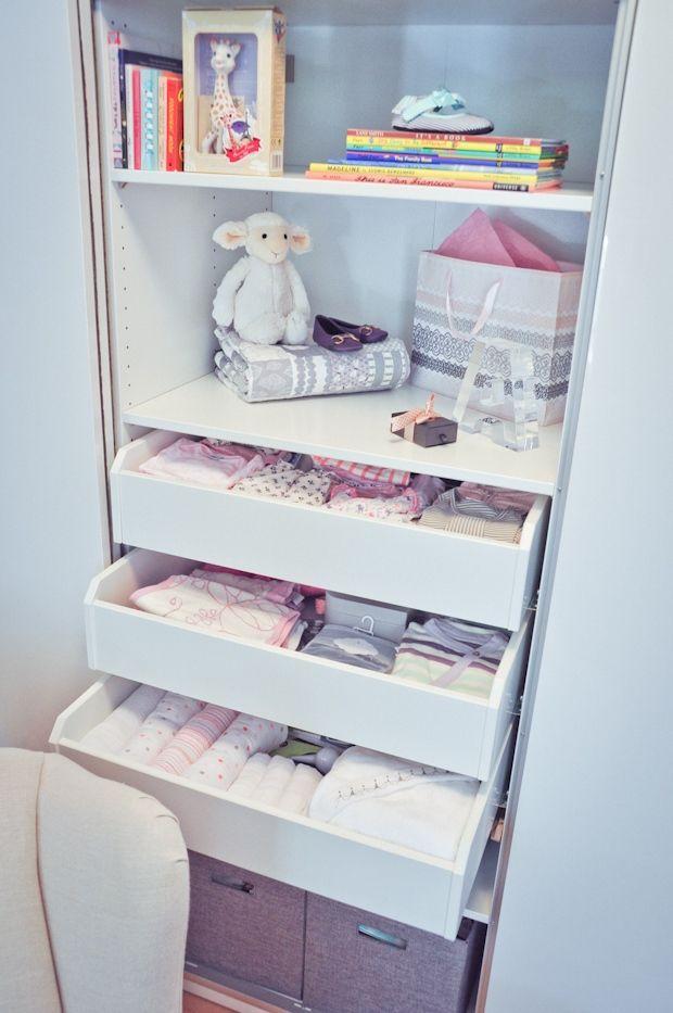 12 Praktisch Bild Von Schrank Babyzimmer Kleiderschrank