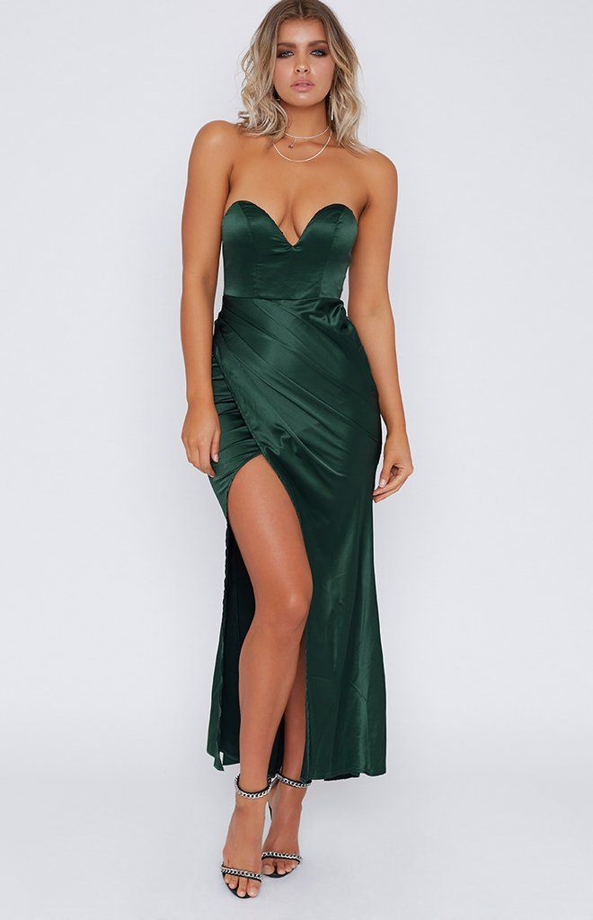 Blake Formal Dress Emerald P R O M Pinterest Emeralds Formal