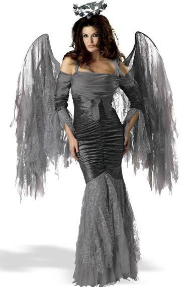 Adult Halloween Costumes Get Devilish Costume Ideas for 2011 - angel halloween costume ideas