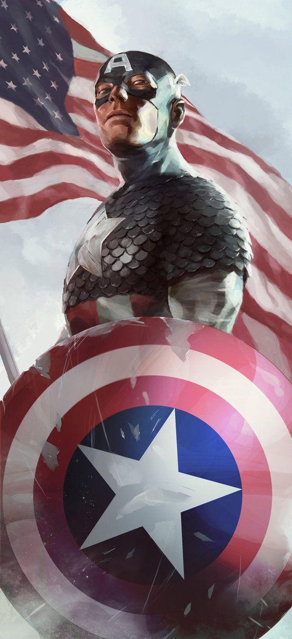 #Captain #America #Fan #Art. (Total Film Capt A) By: P0p5. (THE * 5 * STÅR * ÅWARD * OF: * AW YEAH, IT'S MAJOR ÅWESOMENESS!!!™) ÅÅÅ+