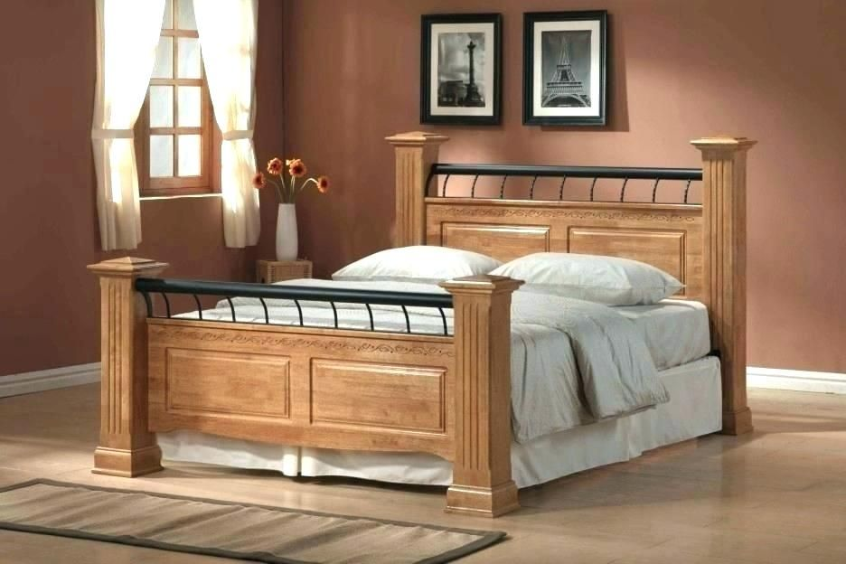 Inspirational Oak Headboard Ideas Elegant And King 74 Home Interior Design For Small House