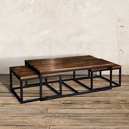 Palmer Coffee Nesting Coffee Table Set Coffee Table Nesting