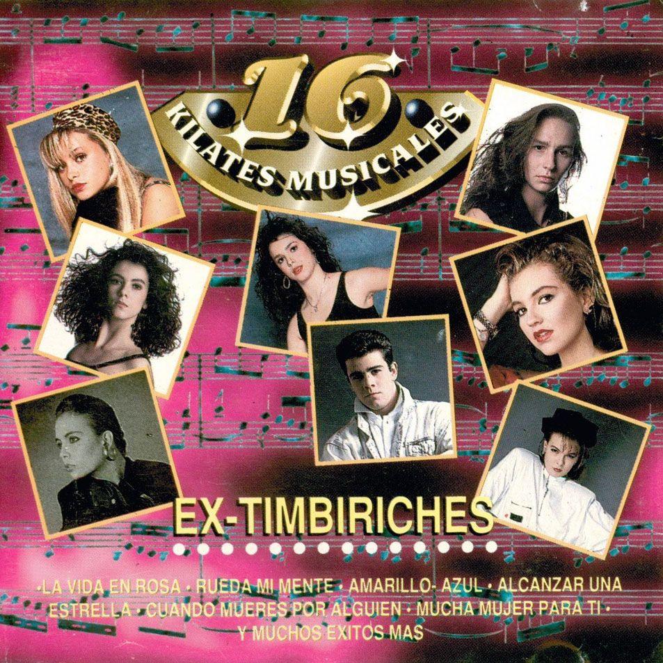 Carátula Frontal de Extimbiriches: 16 Kilates Musicales