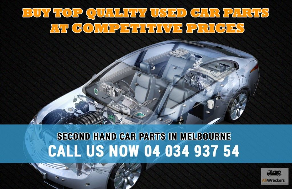 The environmental benefits of recycling used car parts