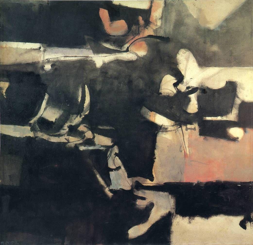 Richard DiebenkornUSA リチャードディーベンコーン米 抽象 - Famous art museums in usa