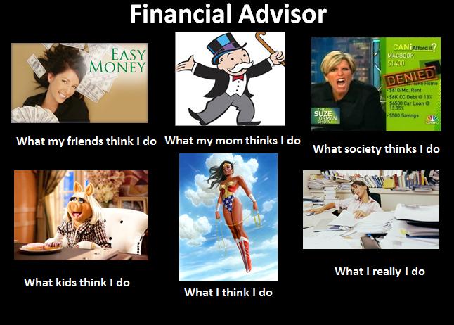 6f563840042ca43bd45b6f24bbd85e22 financial advisor meme social media great ideas pinterest