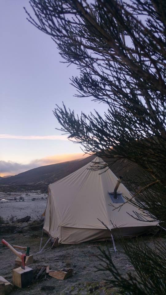 #ani4x4 Vivac #bivouac #ac&ada con tienda caliente heated tent c& canvas tent axes & ani4x4 Vivac #bivouac #acampada con tienda caliente heated tent camp ...