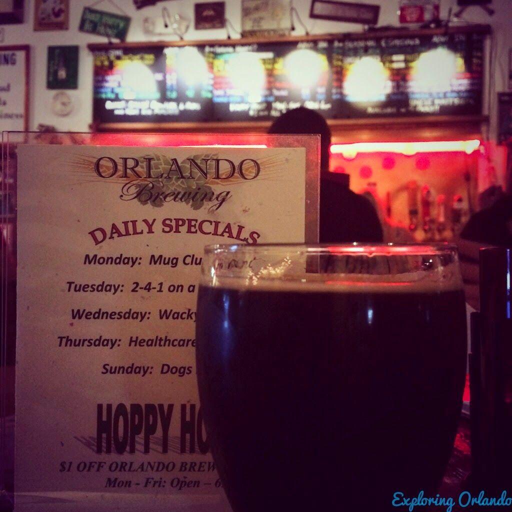 Exploring Orlando Craft Beer In Orlando Orlando Brewing Craft Beer Brewing Malts
