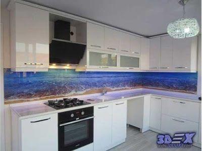 3d Panel, 3d Glass Panel, 3d Backsplash, 3d Kitchen Backsplash, 3d Backsplash  Panel