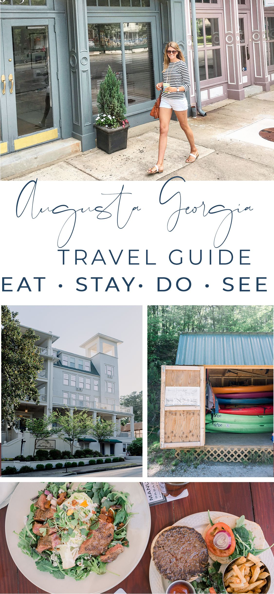 Augusta Georgia Travel Guide #travelbugs