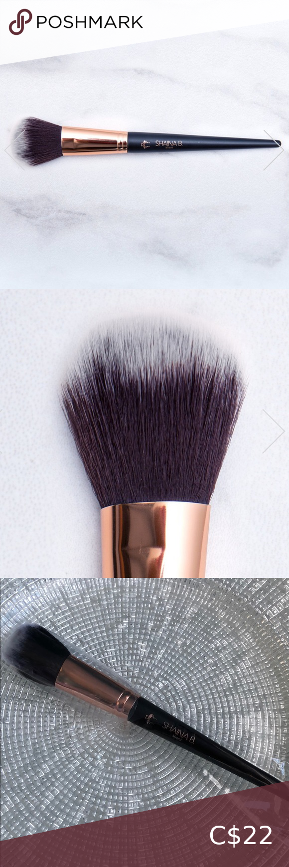 NWT synthetic blush brush in 2020 Blush brush, Sephora