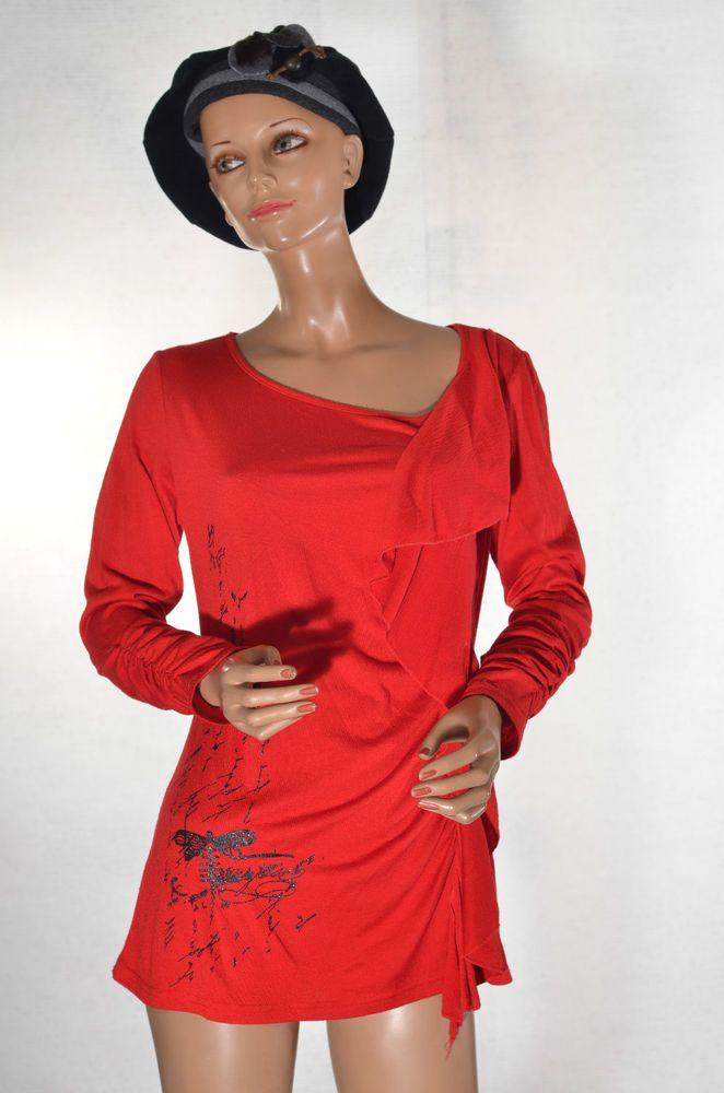 La mode est a vous robe rouge