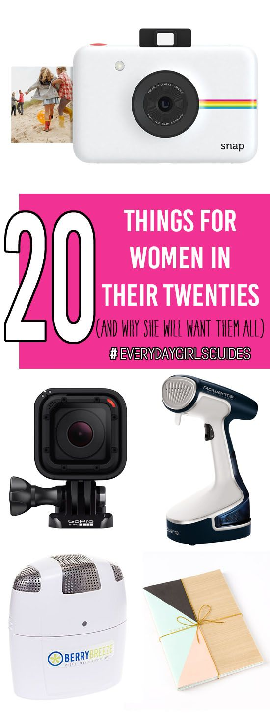 20 Things For Women In Their 20s