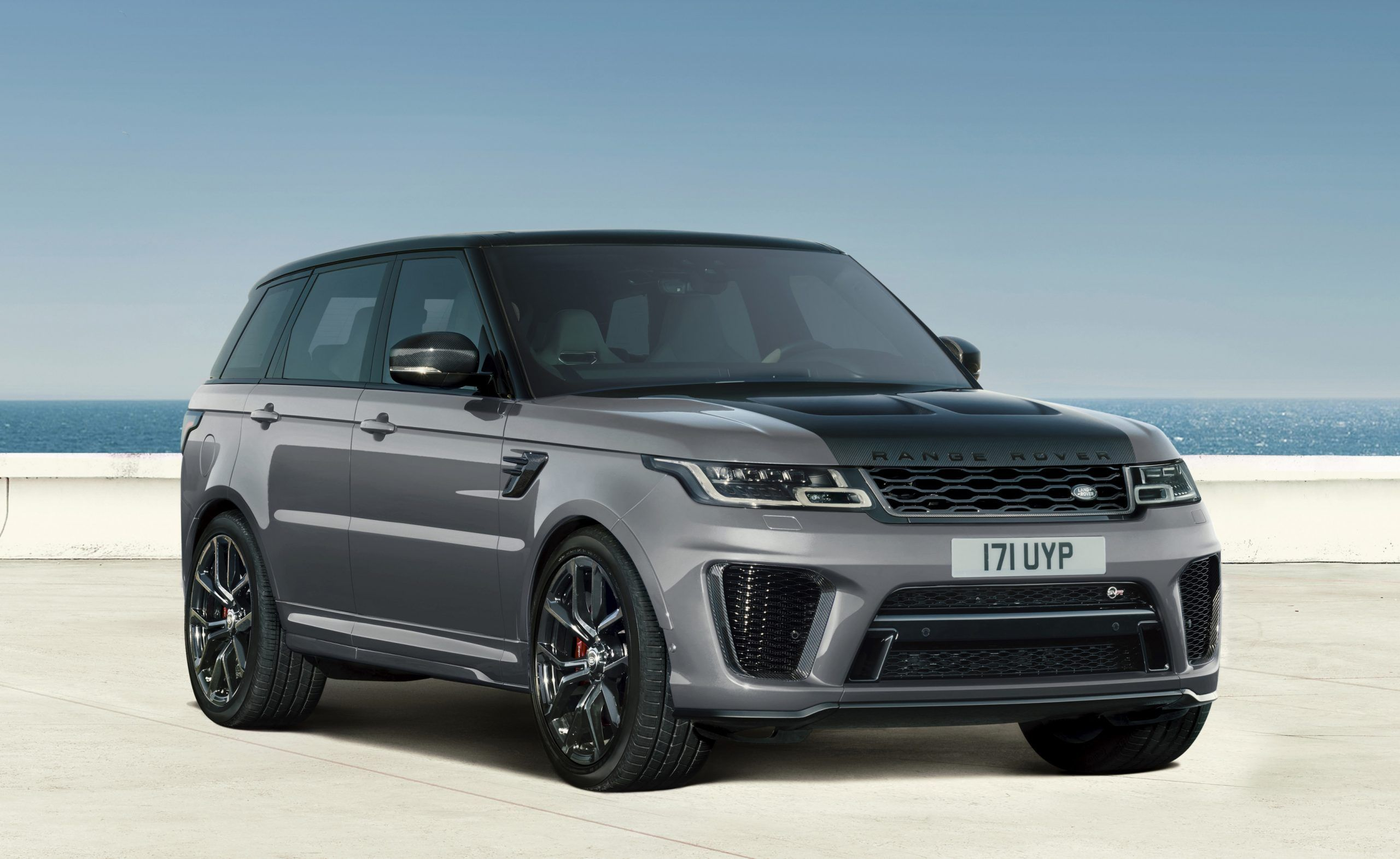 New Range Rover Sport SVR Carbon Edition Confirmed for