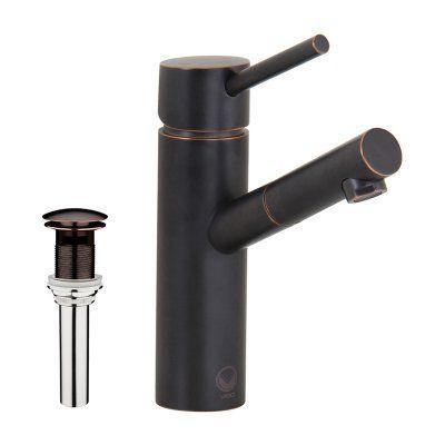 Vigo VG01009ARB2 Noma Faucet with Pop-Up - VG01009ARB2, Durable