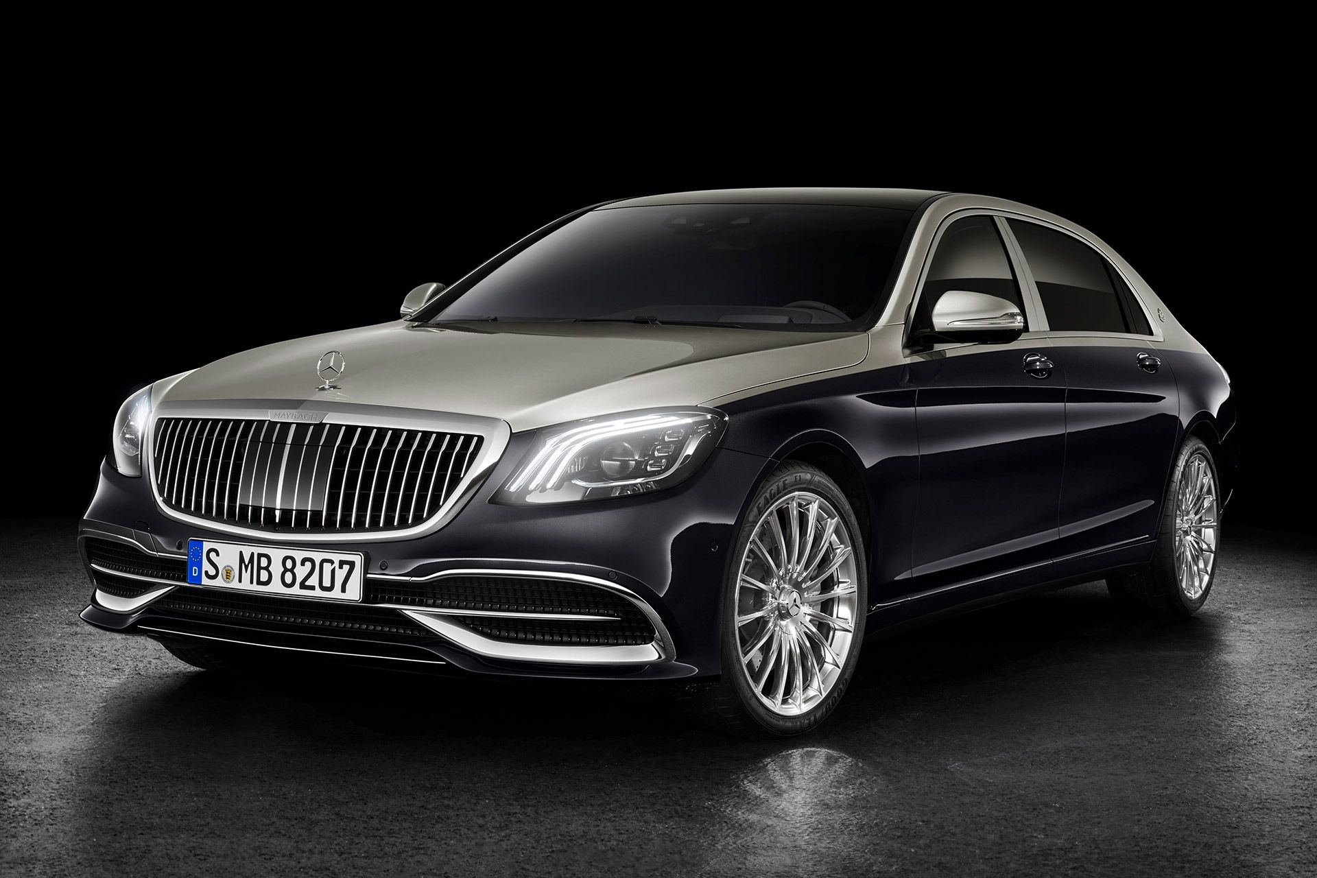 2019 Mercedes Maybach S Class With Images Mercedes Benz