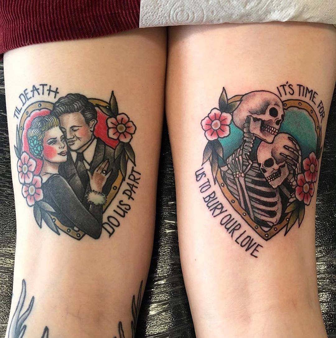 "Traditional Tattoo on Instagram: ""#tattoo by @pollytaylortattoos ... ... ... ... #traditional #traditionaltattoo #traditionalartist #oldtattoo #oldschooltattoo #tattooartist…"""