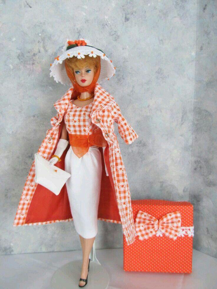 Barbie Vintage Daisy Silkstone