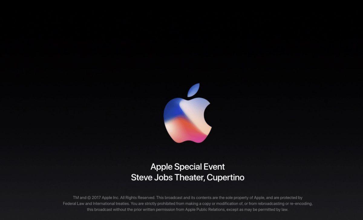 Apple Iphone 8 Iphone X Tv Watch 3 Starten Neue Route Broadcast Apple Inc Steve Jobs