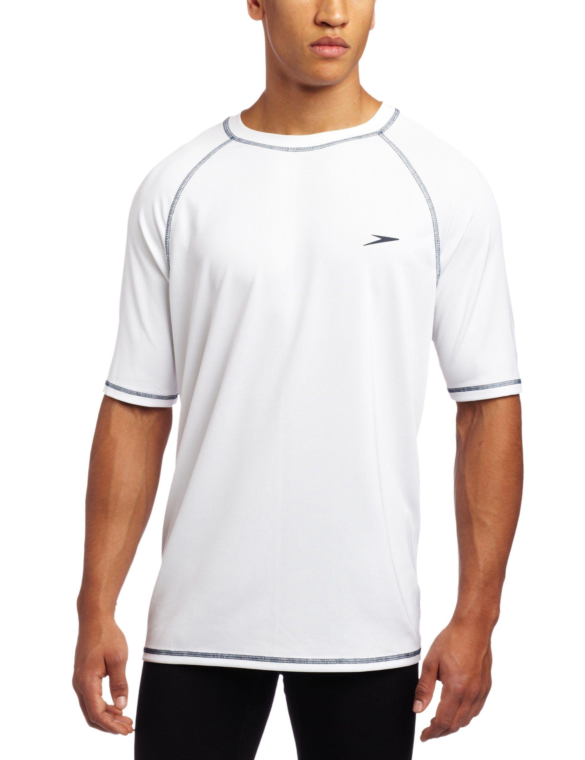 Speedo Mens Guard Short Sleeve T-Shirt