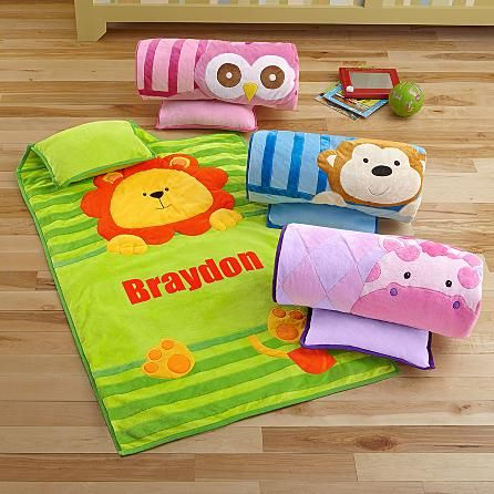 Cozy Critter Plush Nap Mat Personal Creations Birthday Gifts For Girls Personalized Birthday Gifts Personalized Baby Gifts