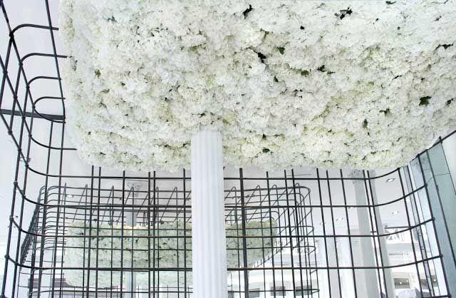 florista Jeff Leatham massas
