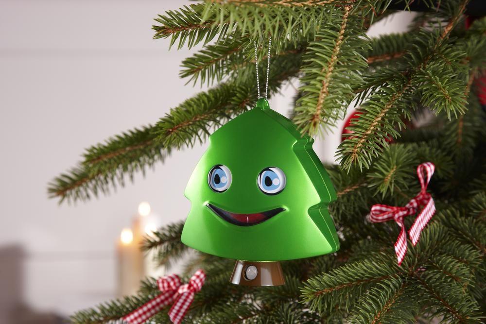 singender tannenbaum anh nger weihnachten silvester. Black Bedroom Furniture Sets. Home Design Ideas