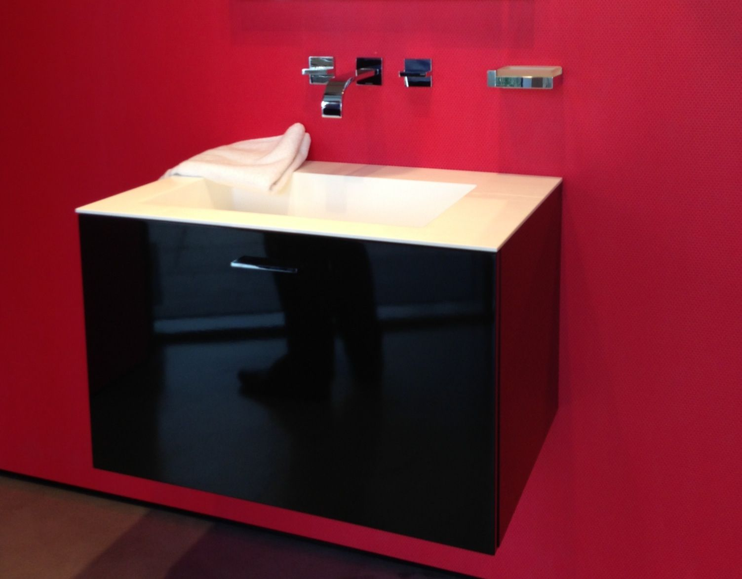 Omvivo Neo, 700 Wall Hung Vanity $2190 AU Available At Reece