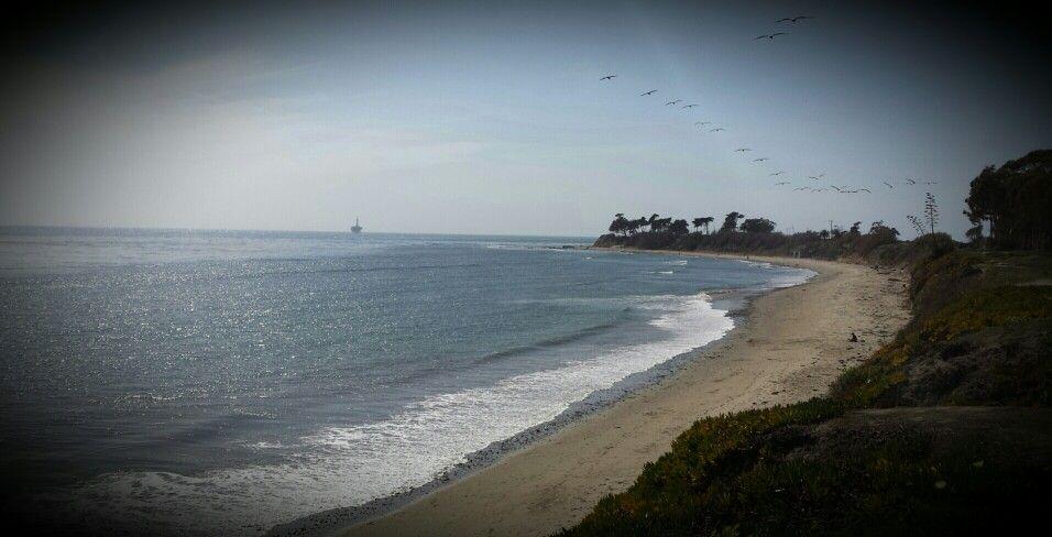 Serenity!  #SantaBarbara #beach #visit California #Sunny #travel #experience #enjoy