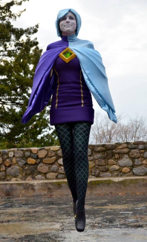 Legend of zelda fi cosplay