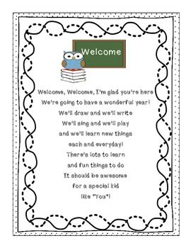 all about me kids pdf template letter