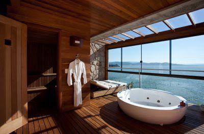¡Los 7 baños de hoteles más impresionantes alrededor del ...