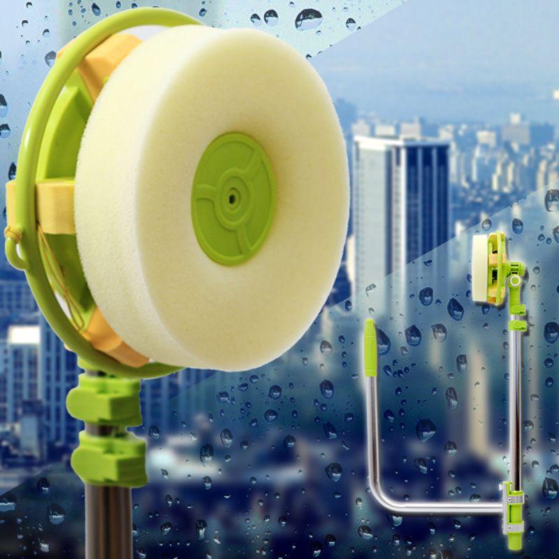 limpiador de ventana rascador de limpieza con cepillo cepillo