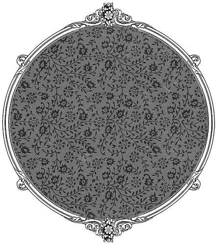 3 Floral Vine Light Chalkboard Paper Free Printable Paper Sample Printable Paper Free Printables Chalkboard Paper